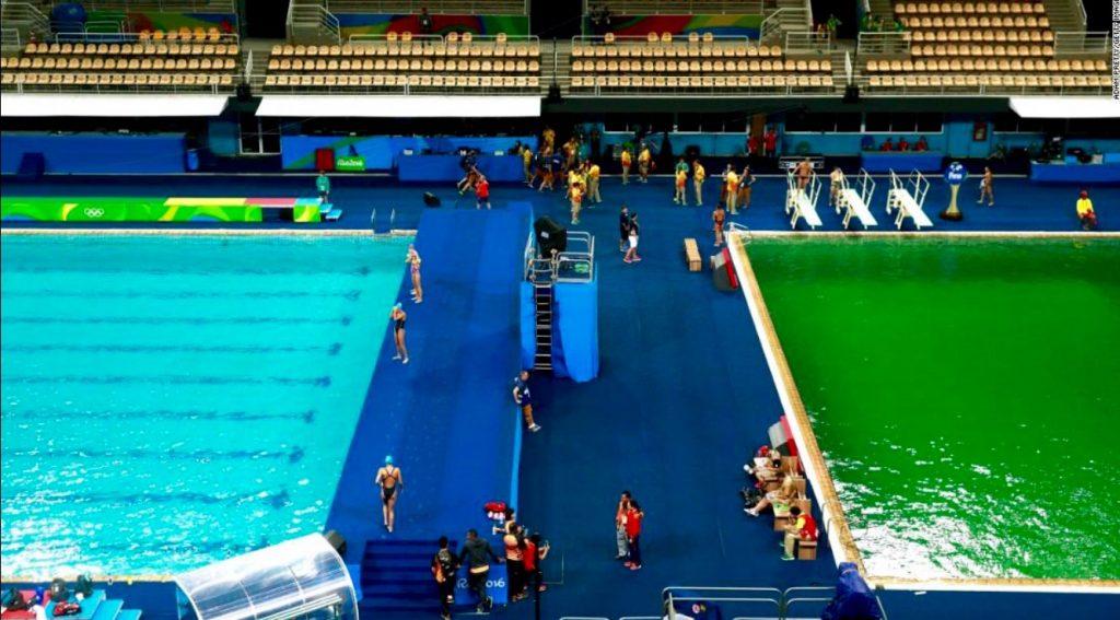 Olimpiadi 2016: Rio - Ancora problemi tecnici!
