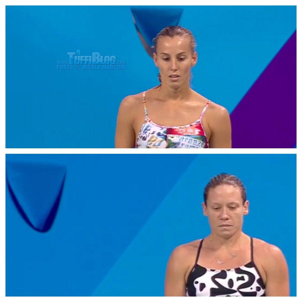 Olimpiadi 2016: Rio - Cagnotto passa il turno, Marconi prima esclusa.
