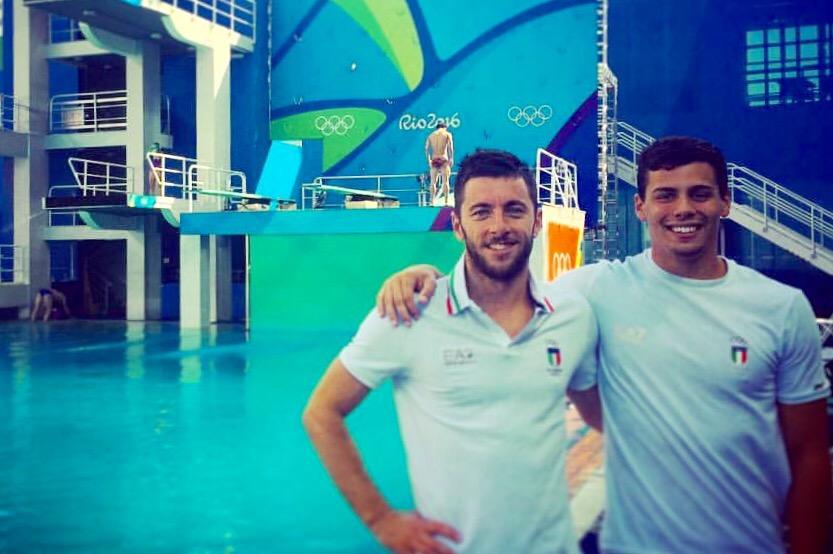 Olimpiadi 2016 rio bufera in piscina benedetti passa il turno chiarabini out tuffiblog - Piscina olimpiadi ...