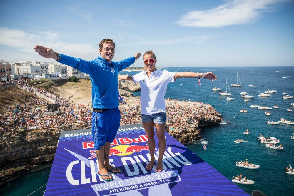 RedBull World Series 2016: Italia – quinta tappa a Polignano a Mare: info e programma gare!