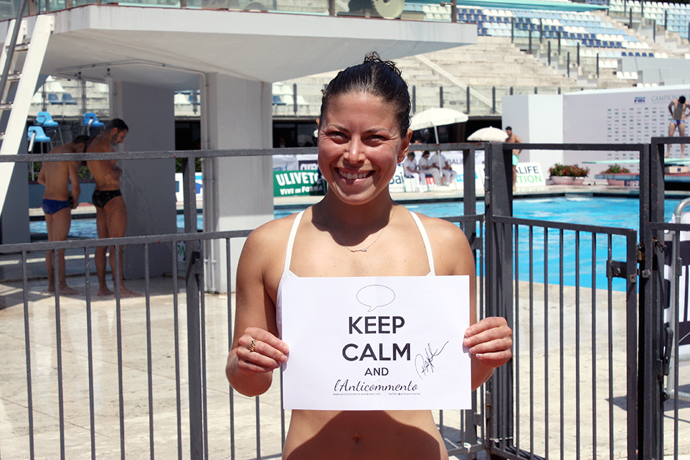 Keep Calm and l'Anticommento: Roseline Filion edition