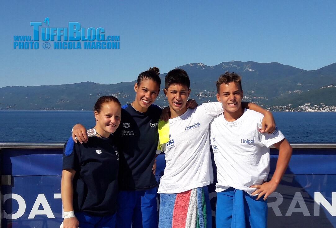 Campionati Mondiali giovanili: Kazan - i convocati e programma gare.