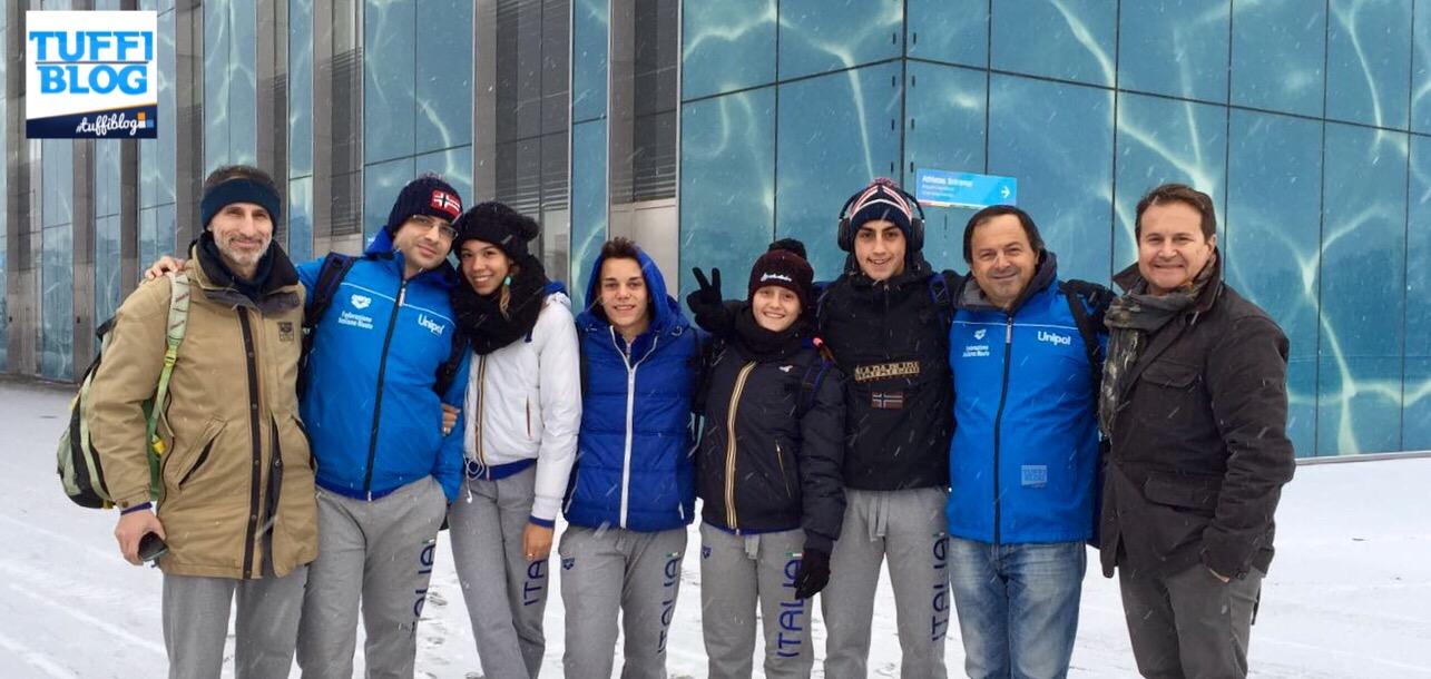 Mondiali giovanili: Kazan - ecco le start-list!