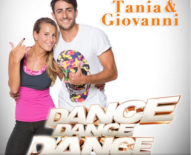Dance Dance Dance: Tania e Giovanni si tuffano in pista!