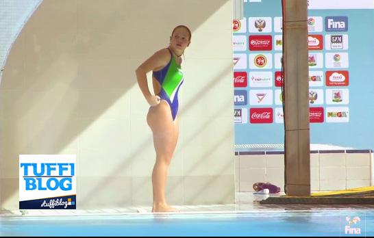 Mondiali giovanili: Kazan - Pellacani conclude 11ª.