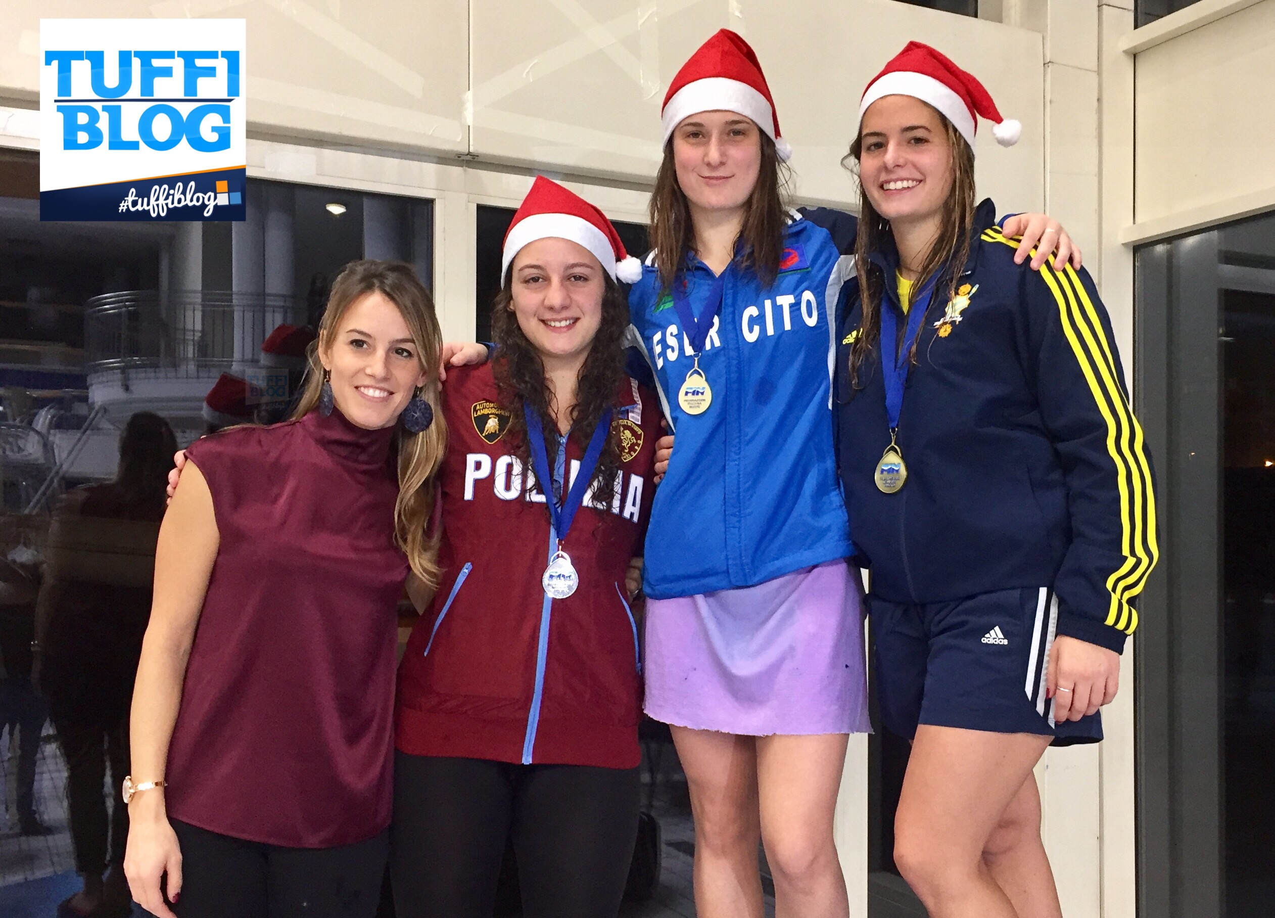 Trofeo di Natale: Bolzano - La seconda giornata di gare.