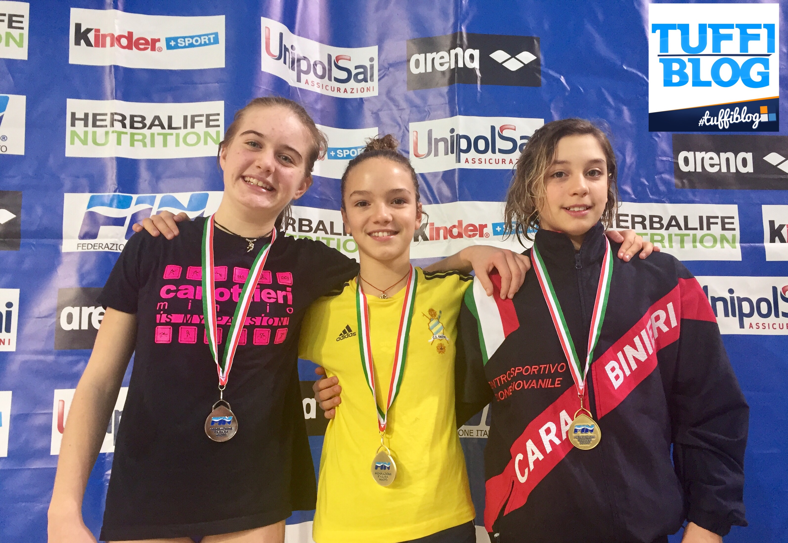Trofeo Giovanissimi: Trieste - la 2ª giornata di gare.