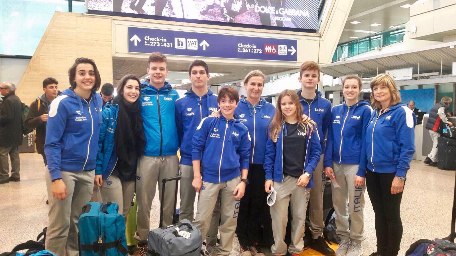 7 Nazioni Giovanile: Bourg-en-Bresse - la seconda ed ultima giornata di gare.