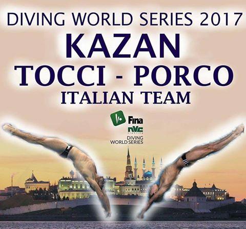 NewSplash: Giovanni Tocci e Francesco Porco alle World Series.