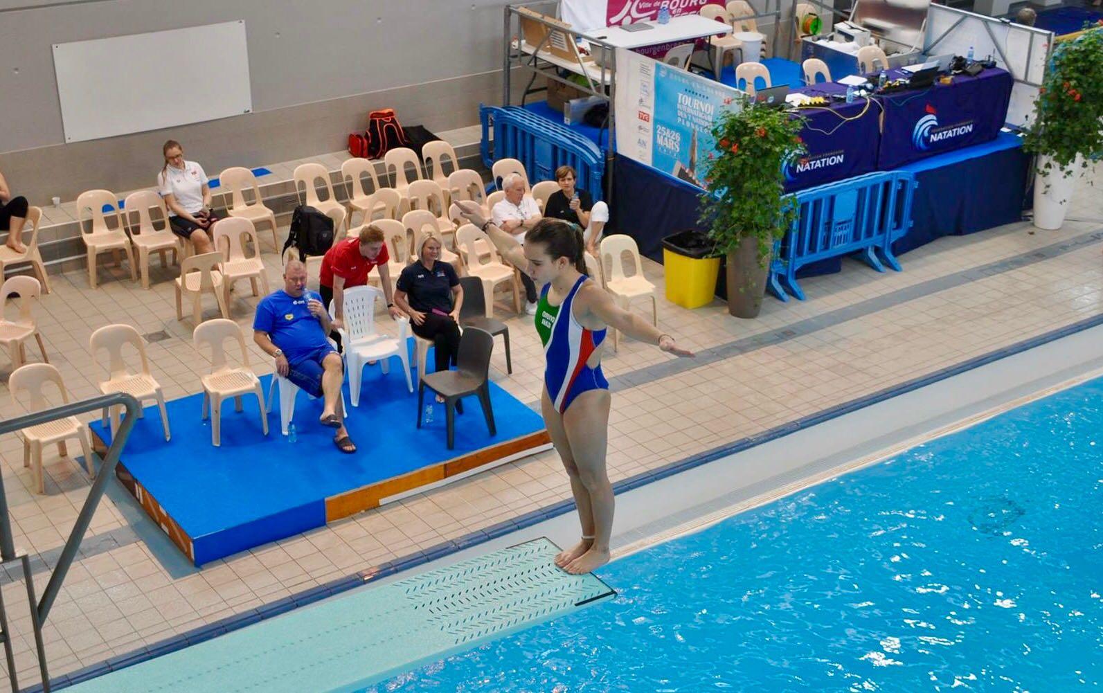 7 Nazioni Giovanile: Bourg-en-Bresse, la prima giornata di gare.