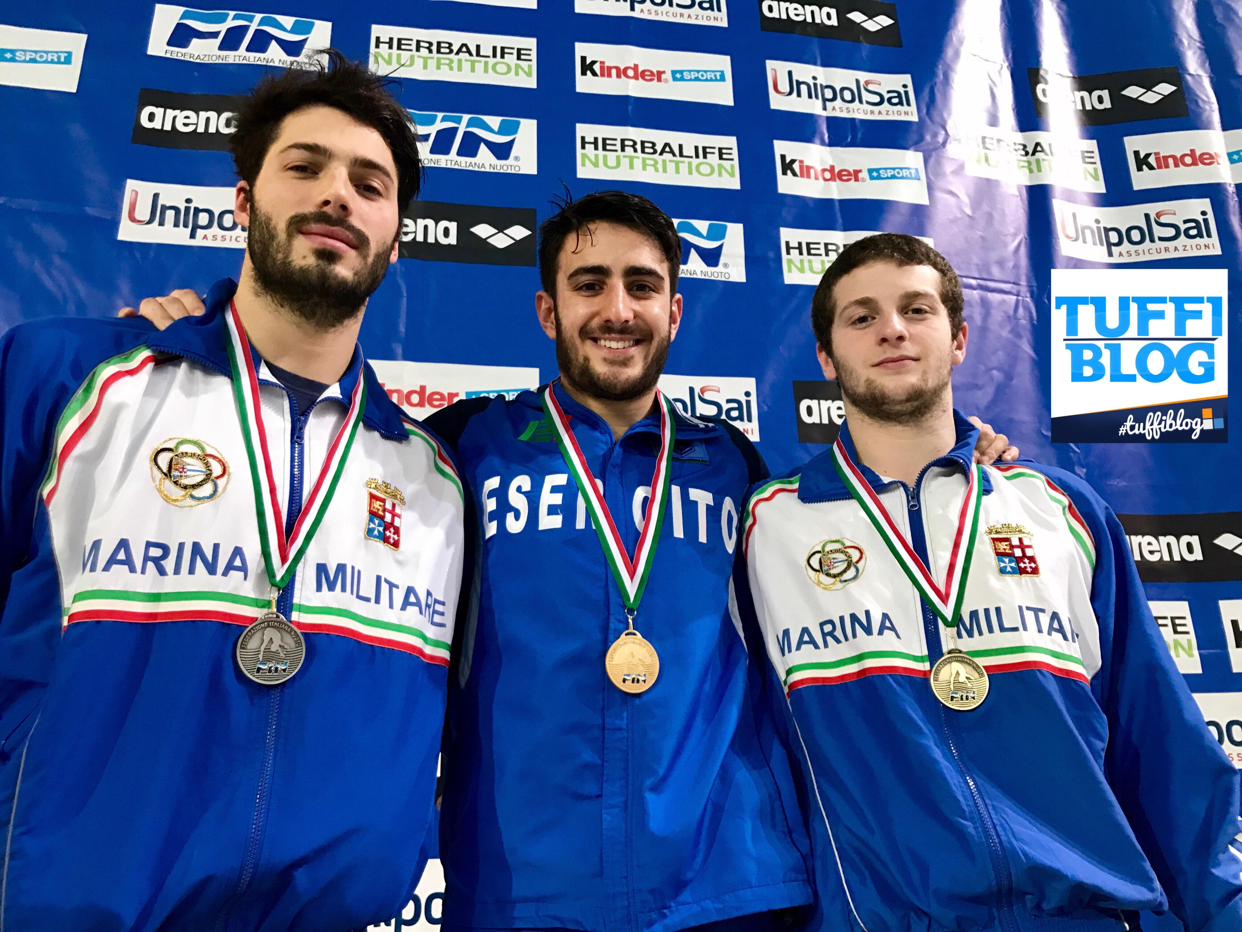 Campionati di Categoria indoor: Trieste - Tocci, l'imprevisto fa sfumare il record!