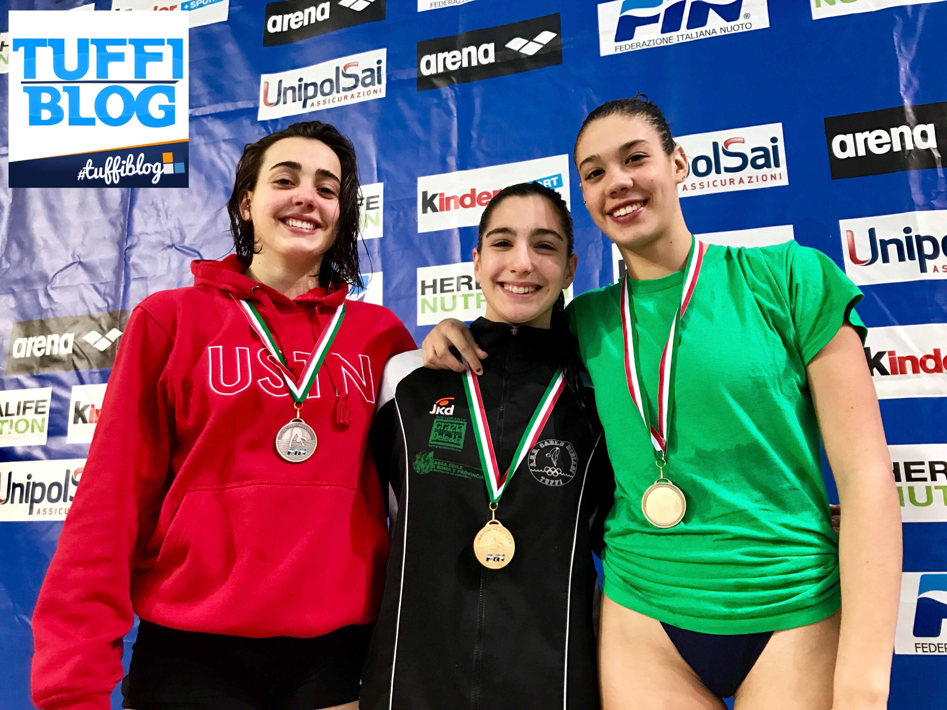 Campionati di Categoria indoor: Trieste - La conclusione!