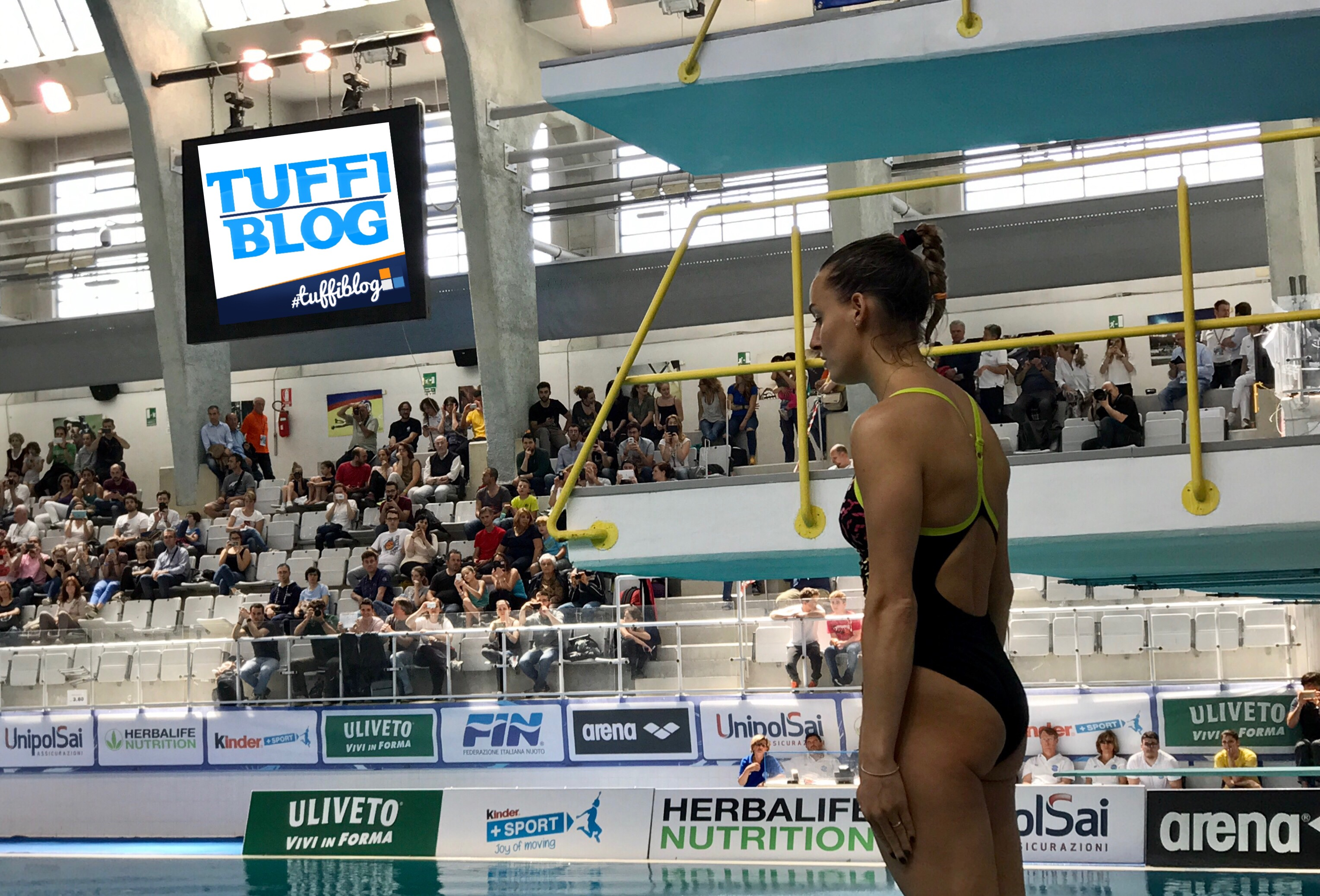Assoluti Indoor: tutto pronto per il Cagnotto day!