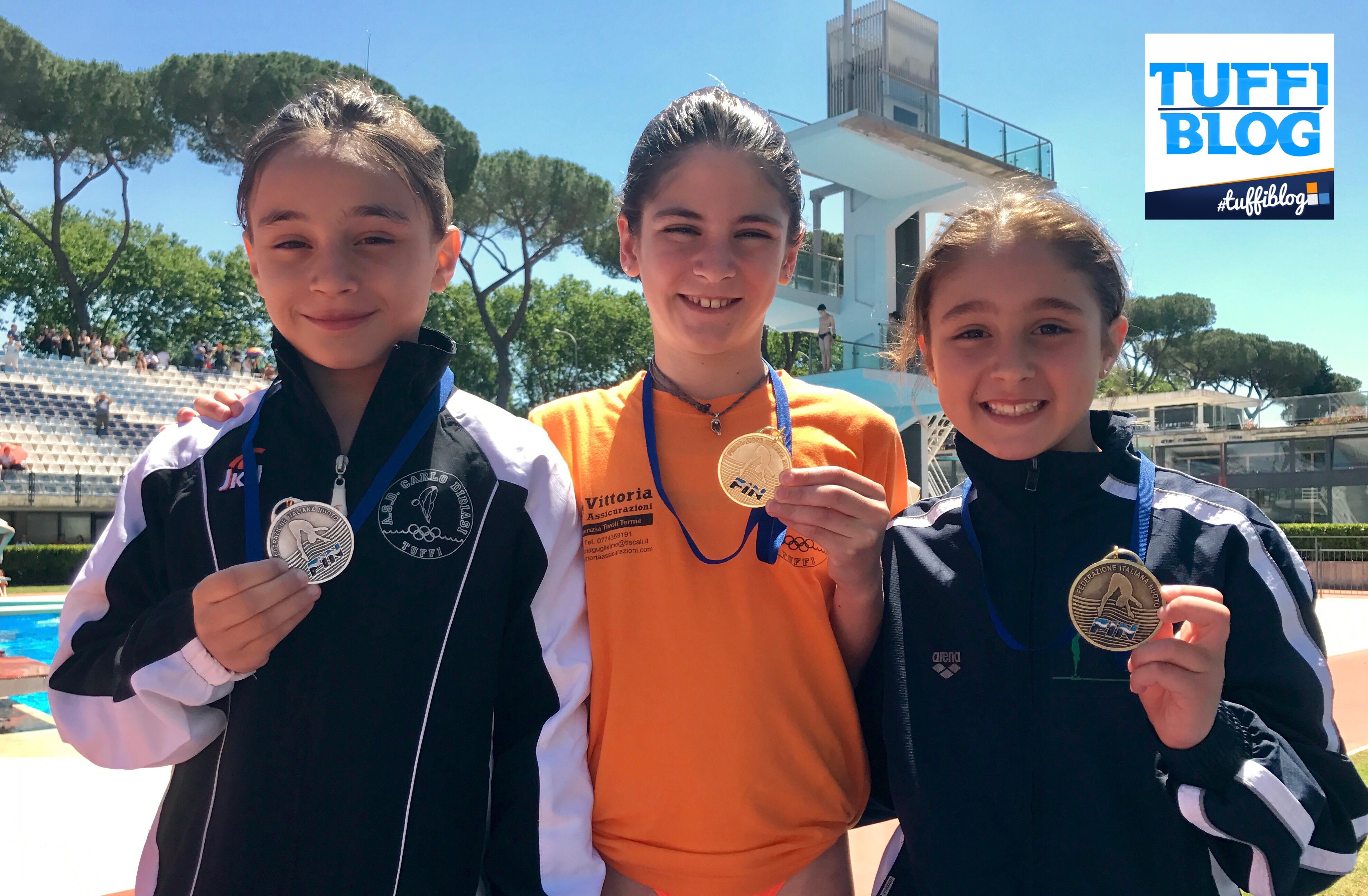2ª Prova Trofeo Giovanissimi: Roma - I risultati della seconda giornata.
