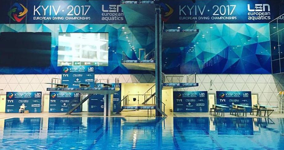 Campionati Europei 2017: Kiev - I convocati, il programma gare e come seguirle.