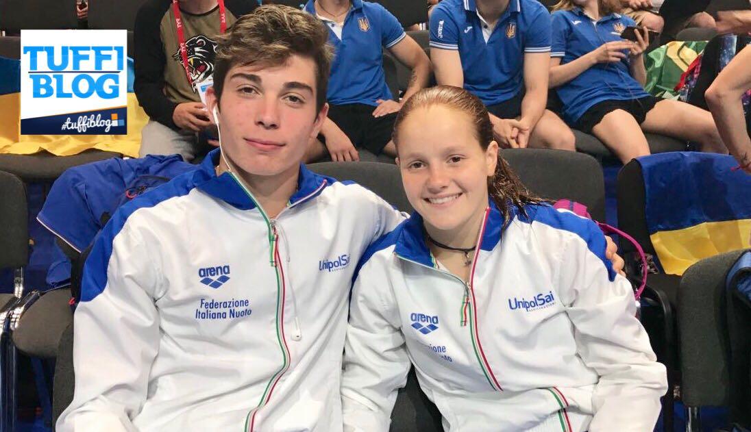 #divingkyiv2017, Team Event: Barbu e Pellacani, prestazione a sorpresa!