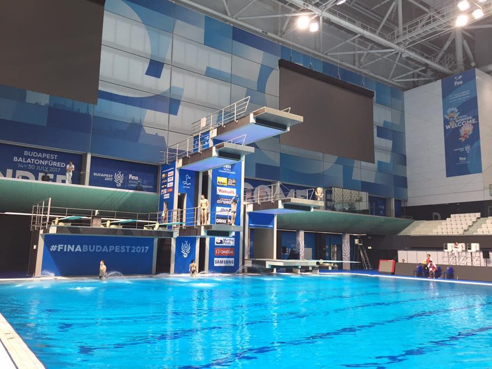 Campionati Mondiali: Budapest - Eurosport e Rai Sport, come, dove e quando vedere le gare!