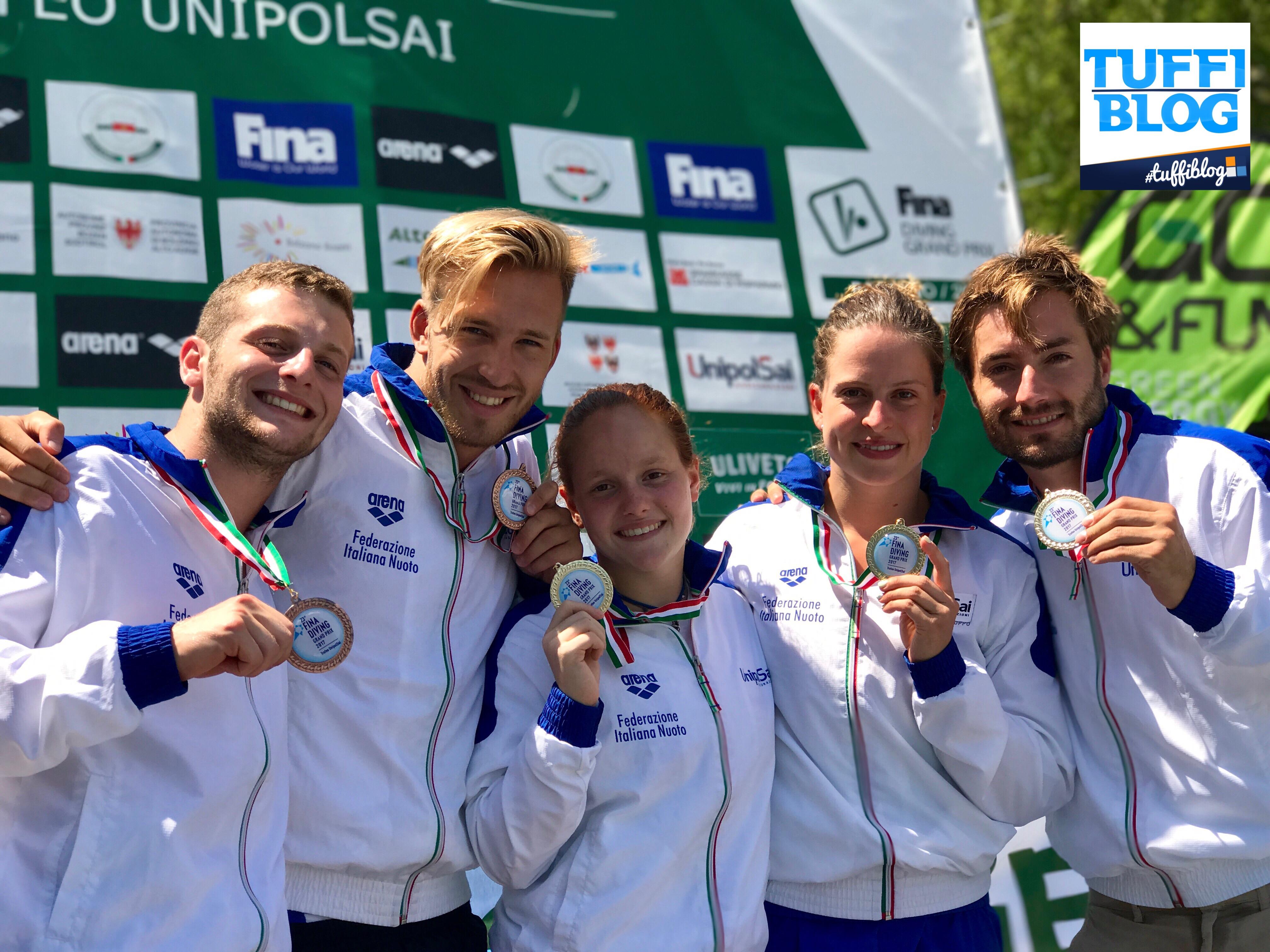 GP di Bolzano: Pioggia di medaglie!