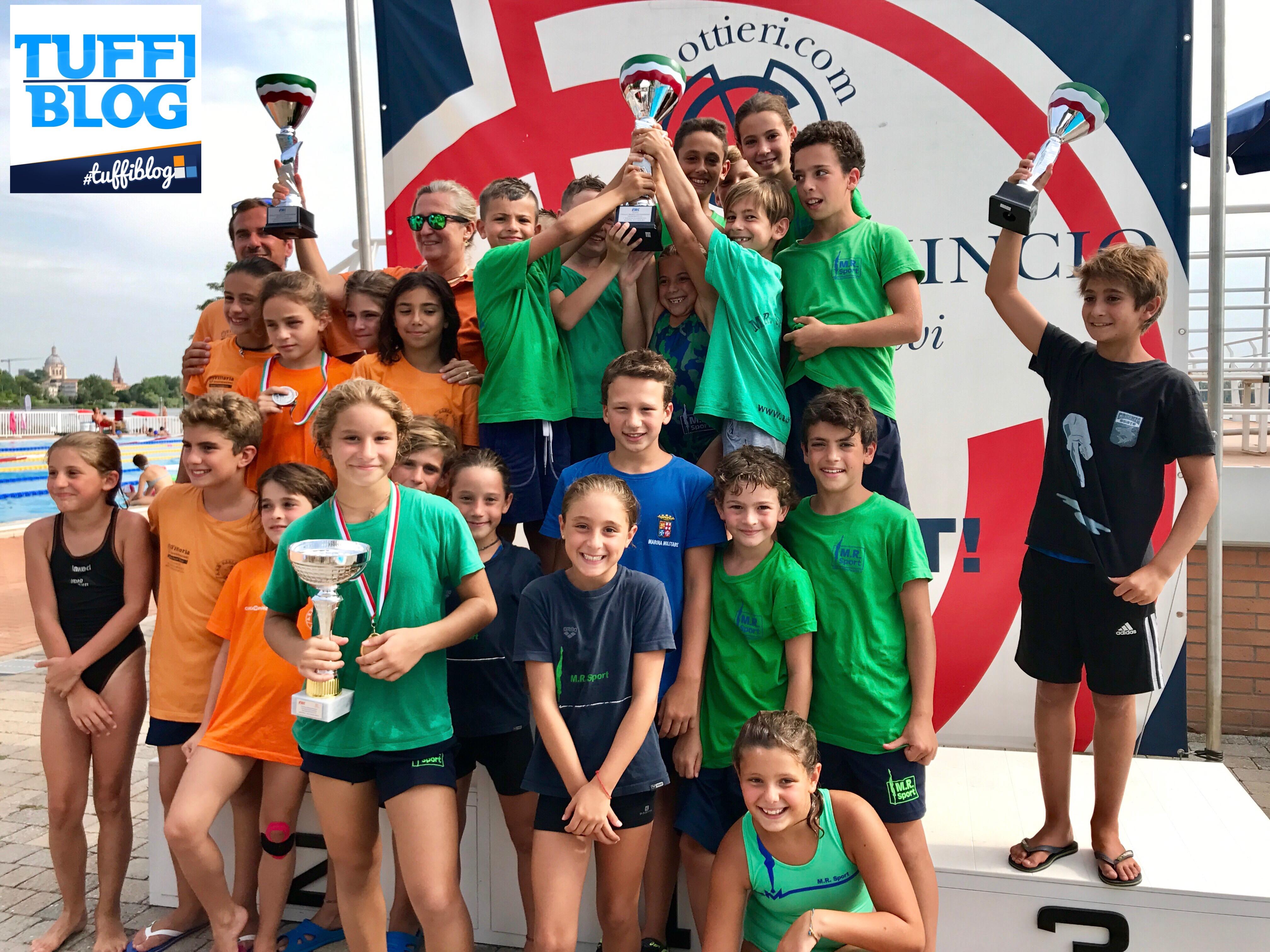 Finale Trofeo Giovanissimi: Mantova - i risultati della 2ª giornata.