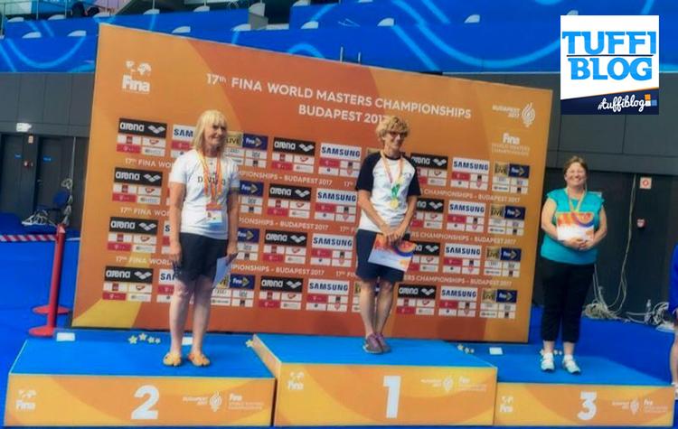 Campionati Mondiali Master: Budapest – sul podio Alison Drake, Giacometti e Priori