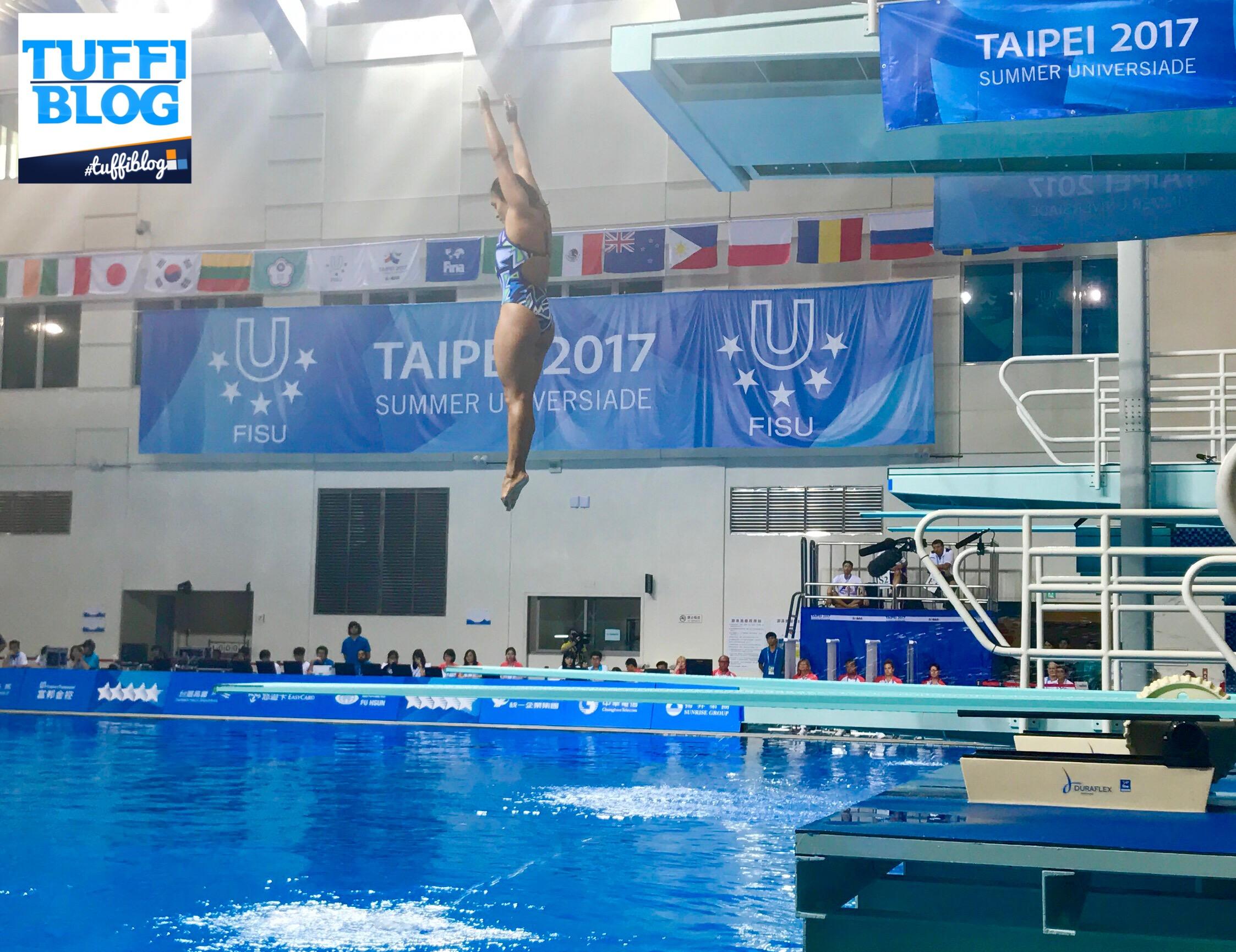 Universiadi 2017: Taipei - a Messico e Russia le prime vittorie!