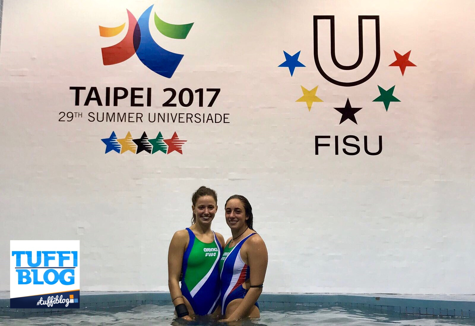 Universiadi 2017: Taipei - Flaminio e Pallotta avanzano in semifinale!