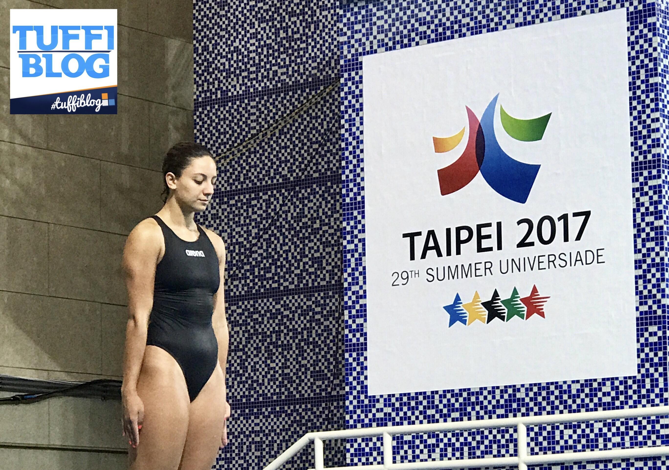 Universiadi 2017: Taipei - Bilotta, l'eliminatoria del destino.