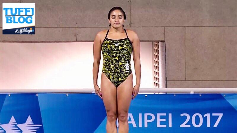 Universiadi 2017: Taipei - A Chavez la vittoria da 3 metri.
