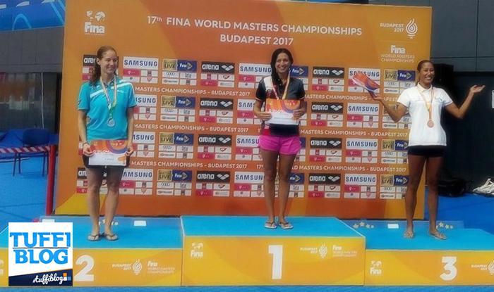Campionati Mondiali Master: Budapest – subito 4 medaglie azzurre!