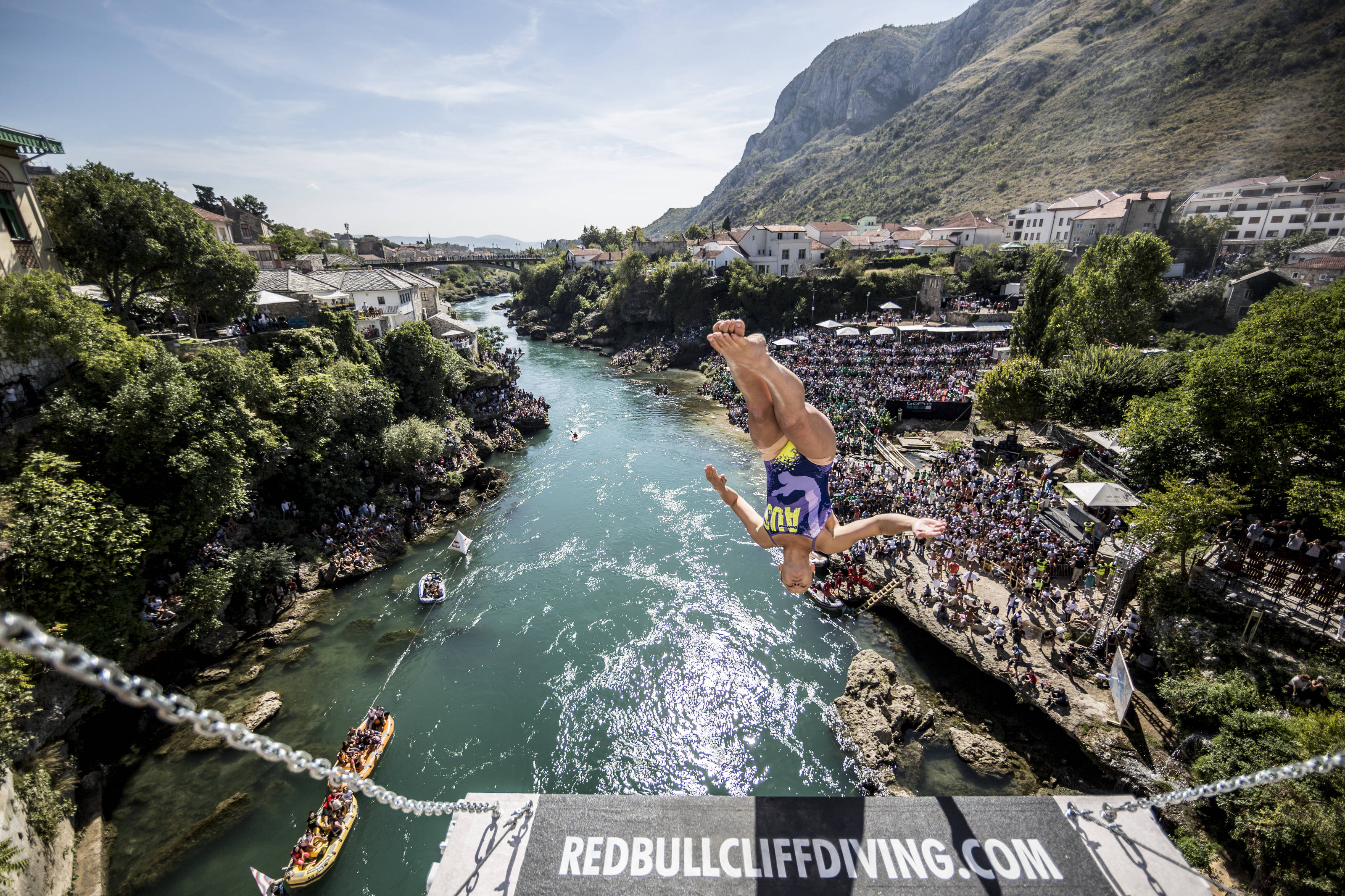 RedBull World Series: Bosnia – Grandi altezze a Mostar, una gara decisiva!