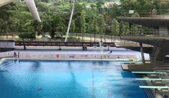 FINA Diving Grand Prix: Kuala Lumpur - Programma e informazioni