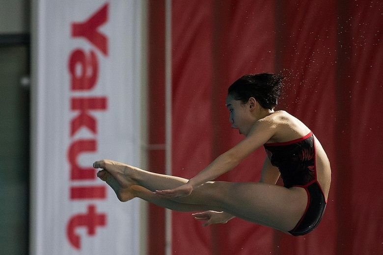 FINA Diving Grand Prix: Singapore – Risultati e classifiche! Zhang, è nata una stella?