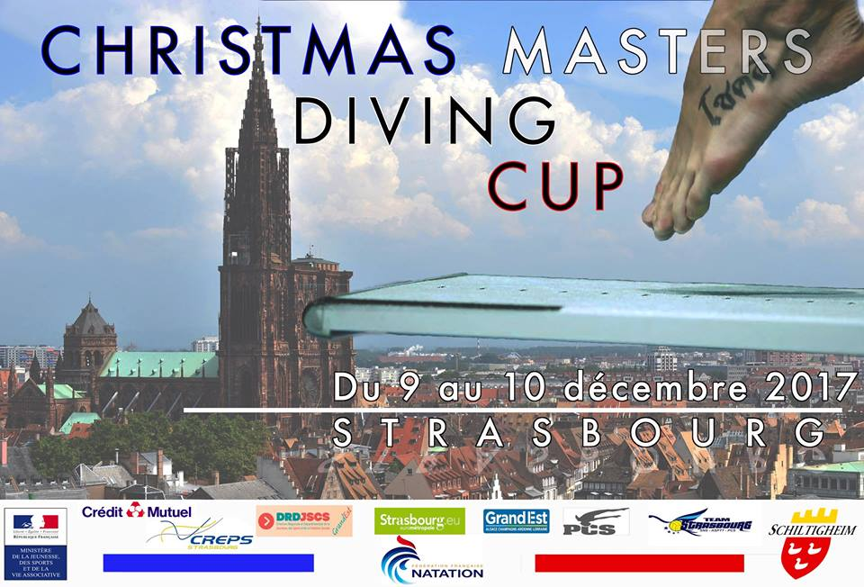 Christmast Master Diving Cup: Un'Italiana a Strasburgo.
