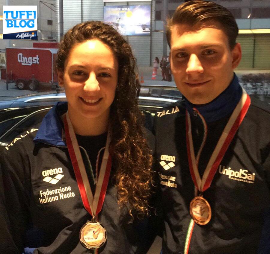 Swiss Open Championships: Zurigo - Bilotta e Cristofori fanno il bis!