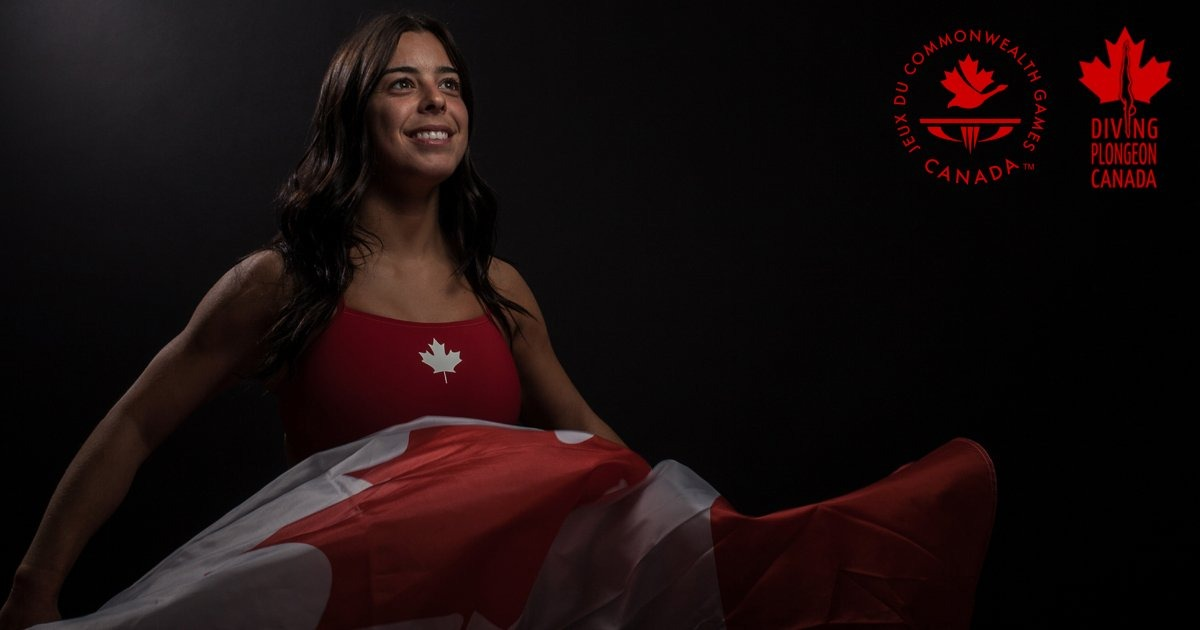NewSplash: Meaghan Benfeito portabandiera ai Commonwealth Games (video)