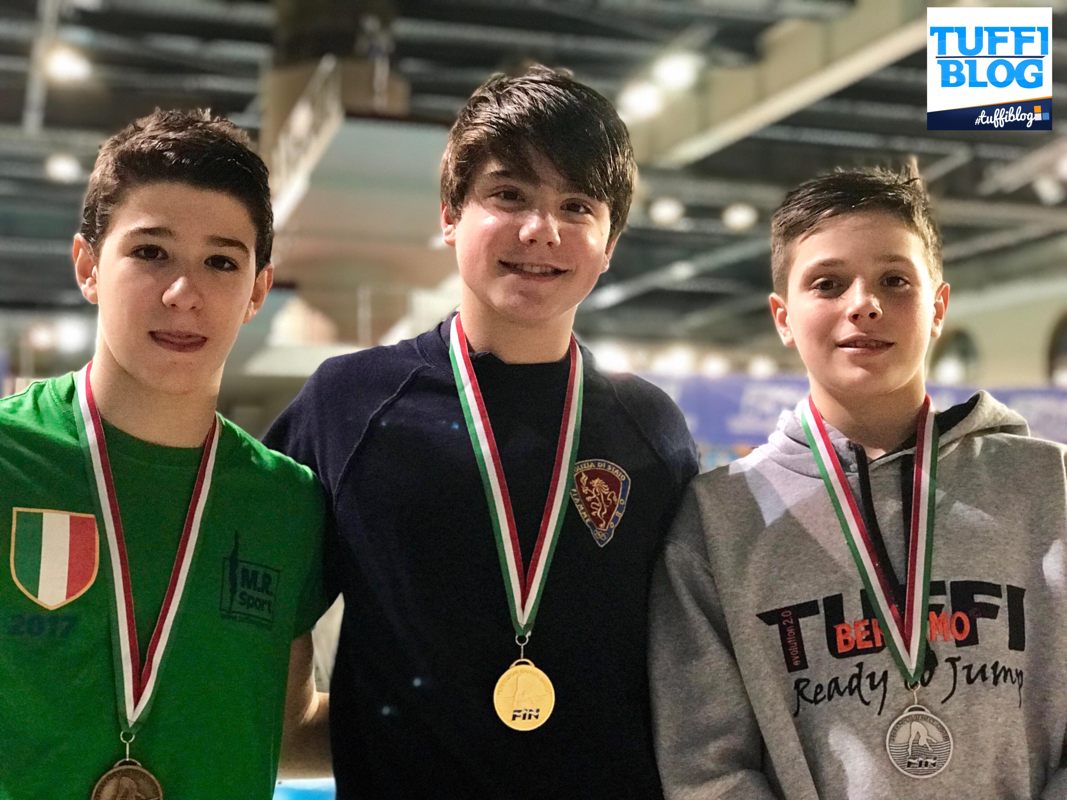 Campionati di Categoria Indoor: Trieste – Zebochin e Giovannini i primi vincitori.