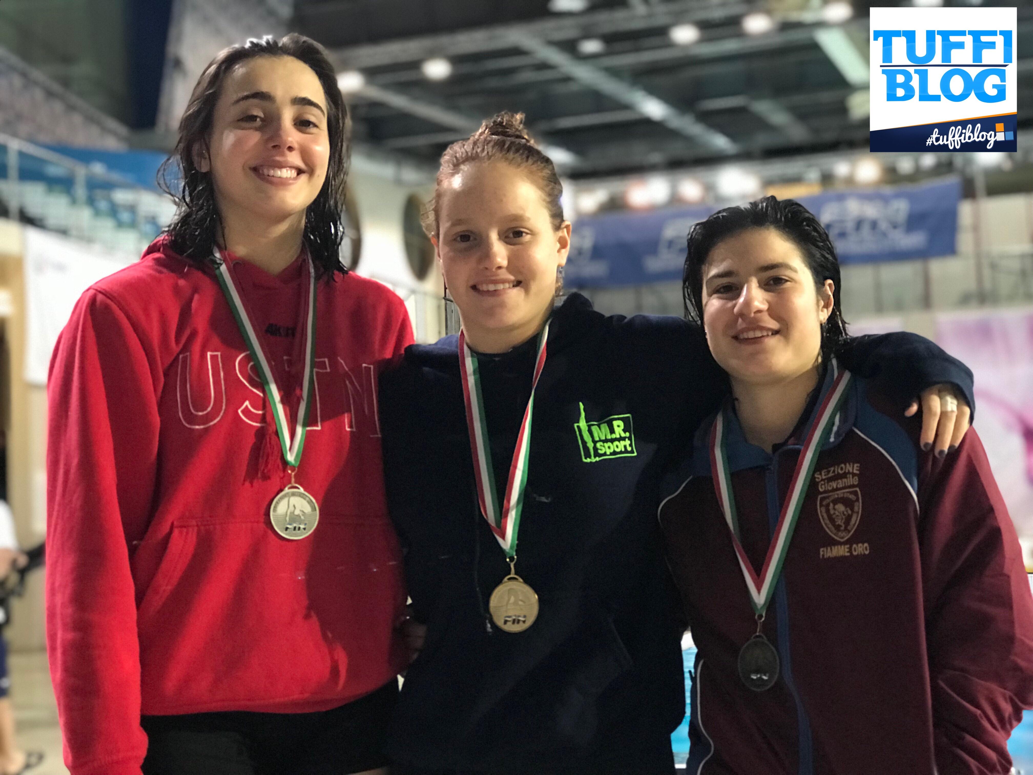 Campionati di Categoria Indoor: Trieste - Belotti, Biginelli e Pellacani i vincitori di oggi.
