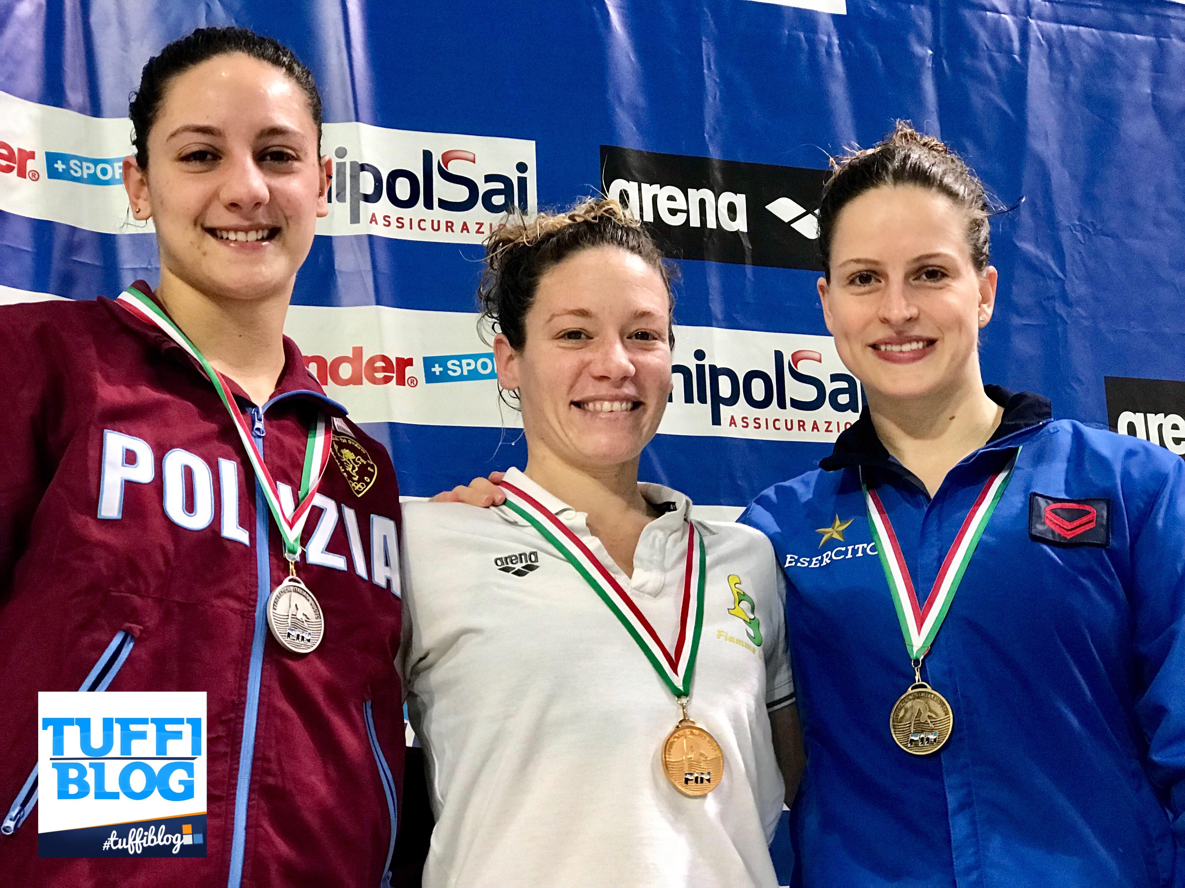 Campionati di Categoria Indoor: Trieste - Maria e Francesca, ritrovarsi in gara.