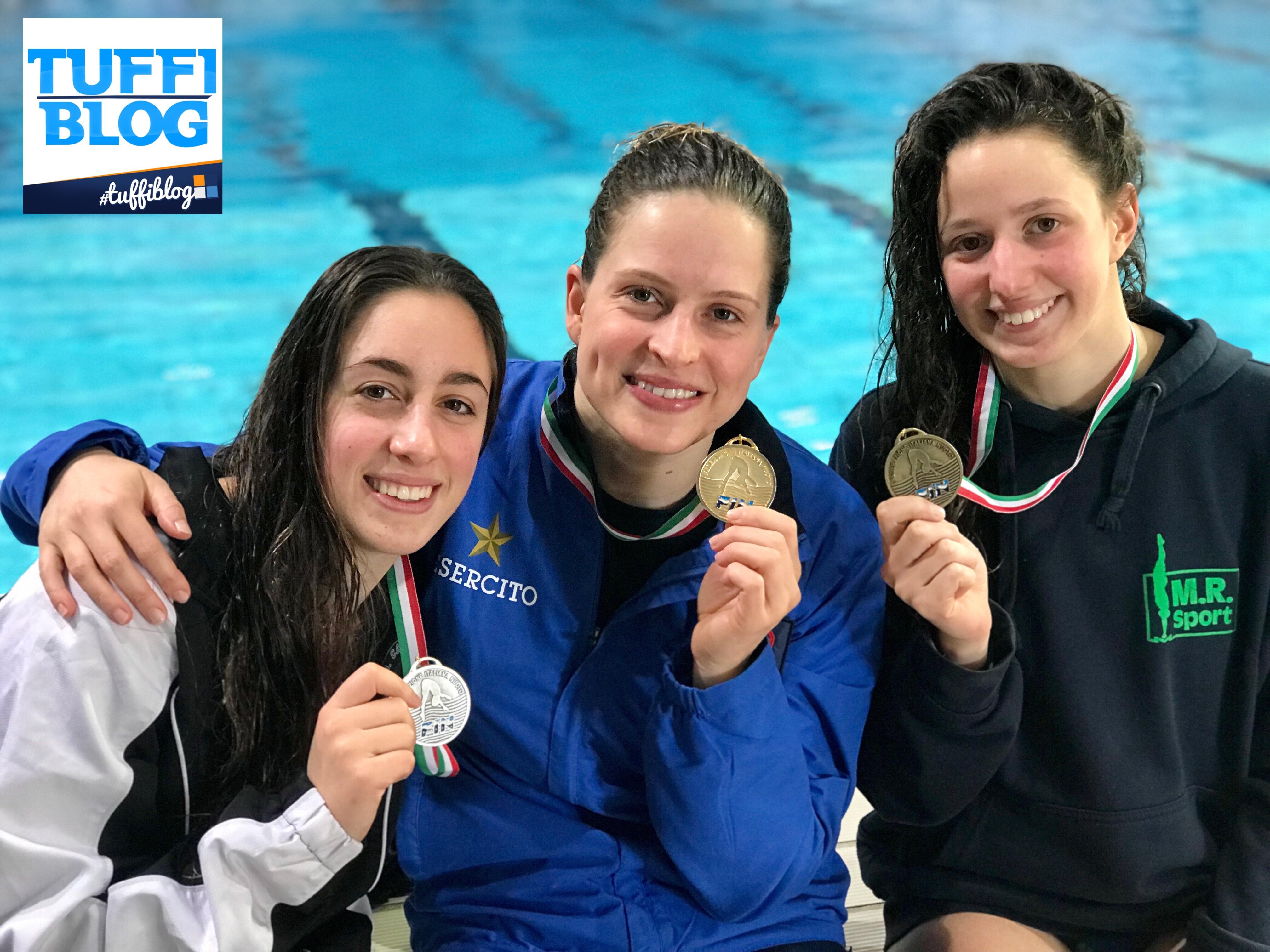 Campionati di Categoria Indoor: Trieste - Ultimo giorno, ultime medaglie!