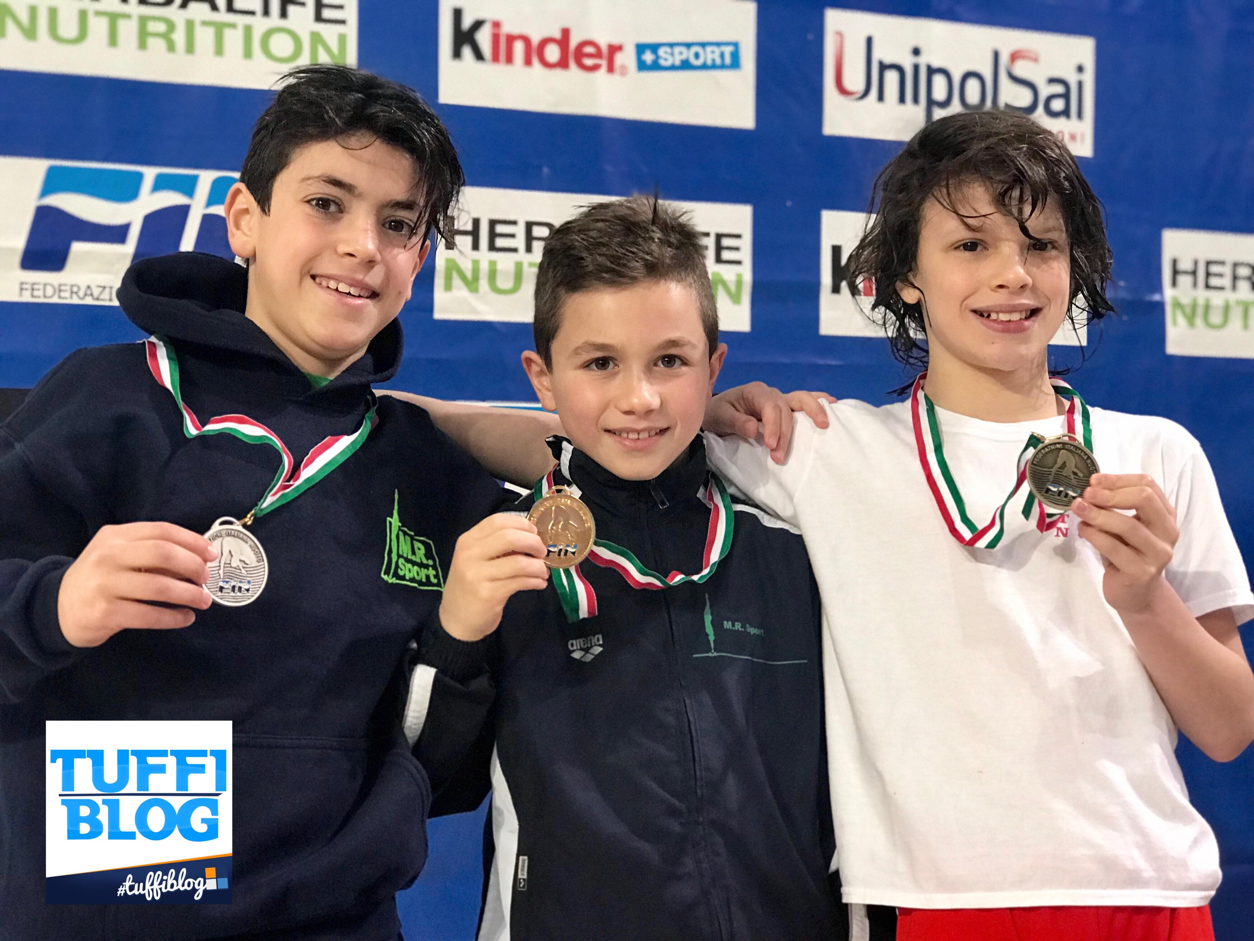 Prima Prova Trofeo Giovanissimi: Trieste - Conte e De Sanctis i primi vincitori!