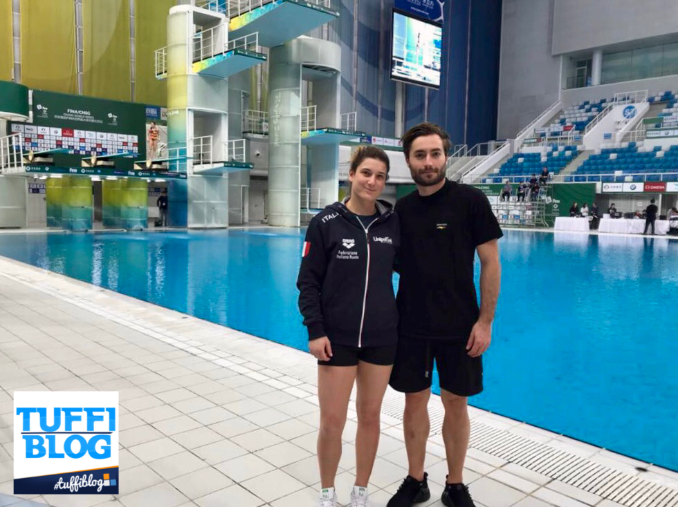 FINA Diving World Series 2018: Kazan – Bertocchi e Verzotto chiudono al quinto posto
