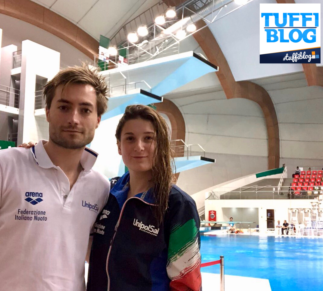 FINA Diving World Series 2018: Fuji – settimo posto per Bertocchi e Verzotto