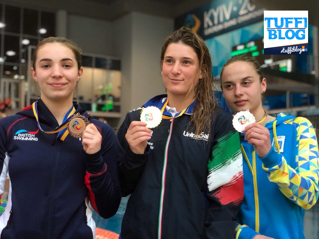 Ukrainian Open: ancora oro Bertocchi! Pellacani ok, Barbu-Placidi nelle retrovie