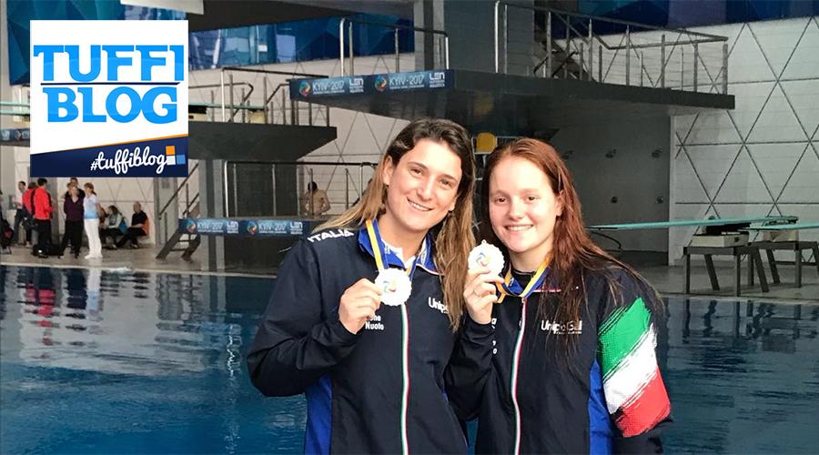 Ukrainian Open: due medaglie azzurre chiudono i campionati!