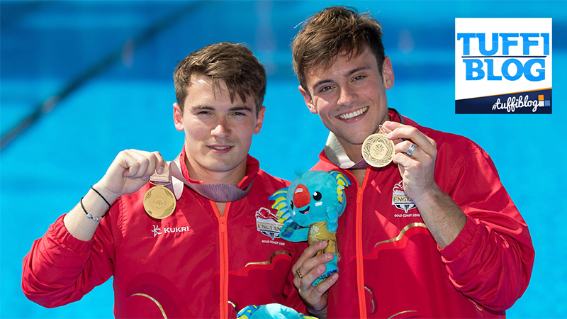 Commonwealth Games: doppio oro Daley - Goodfellow e Laugher - Mears