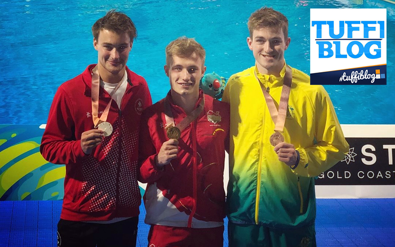 Commonwealth Games: secondo oro per Laugher, pronto riscatto Wu