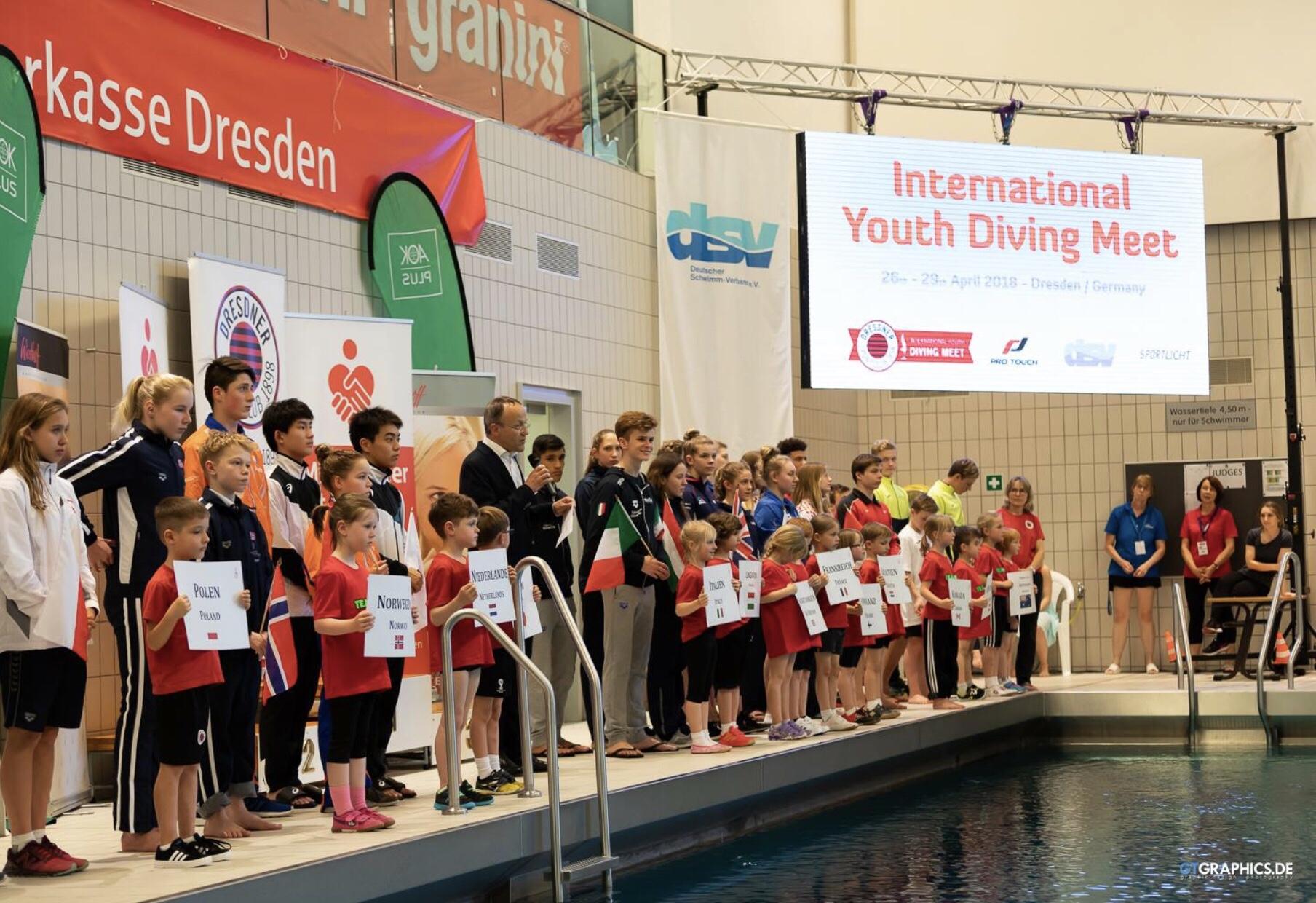 Meeting Giovanile: Dresda - I risultati dell'ultima giornata di gare.