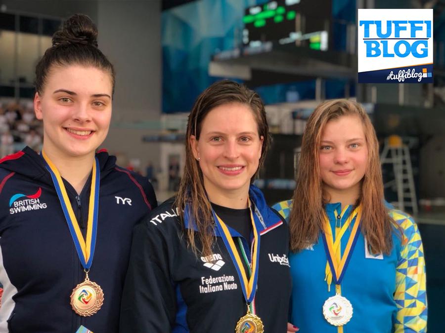 Ukrainian Open: secondo oro anche per Batki, due medaglie azzurre nel sincro