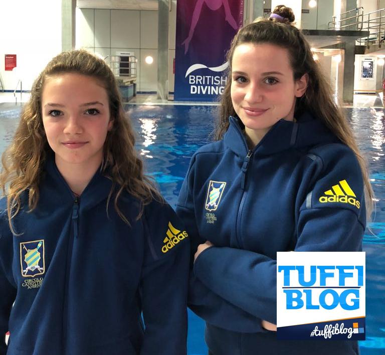 Elite Junior Diving Championship: Plymouth – due italiane in Inghilterra