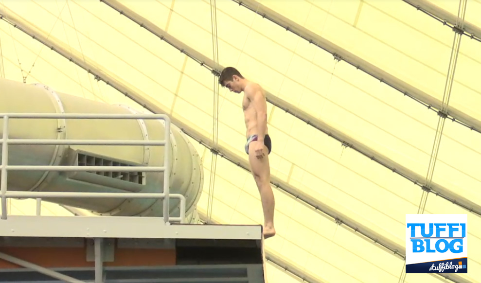 Fina Diving GP: Calgary - Barbu in finale, Placidi stop